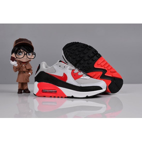 finest selection 863d4 31021 Nike Air Max 90 Niños Tallas 24 Al 34 A Pedido Catalogo