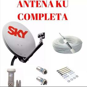 Kit Antena Sky Banda Ku