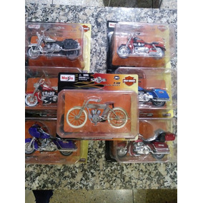 Motos Harley Davidson Esc 1/18 Marca Maisto Nuevas