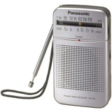 Radio Portable Am/fm Panasonic Rf-p50d