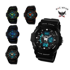 21e440cf050 Relogio Ponteiro Digital Skmei Frete Gratis - Relógios no Mercado ...