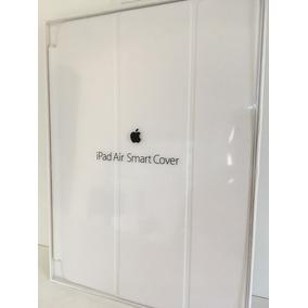 Capa P/ Ipad Air - Apple Smart Cover Original (branco) #158