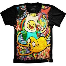 b64f624ba Camisetas Hora Da Aventura - Camisetas Manga Curta para Masculino no ...