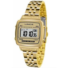 Relógio Lince (quadrado) -novo E Nunca Usado