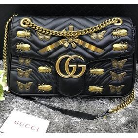 Bolsa Gucci Italiana - Bolsas no Mercado Livre Brasil d9b0aeccbfc