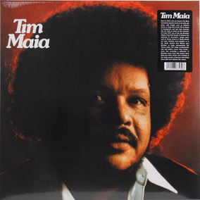Tim Maia Lp 180g 1977 Lacrado Pronta Entrega