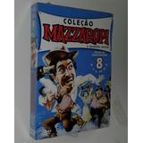 Dvd Coleção Mazzaropi - Box - O Adorável Caipira - 8 Filmes
