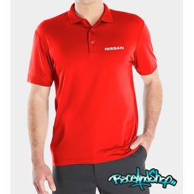 Playera Polo Premium Nissan R&s