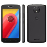 Celular Motorola Liberado Moto C Negro Xt1756