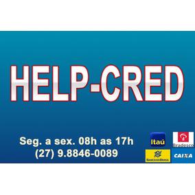 Help Cred - Empréstimo Pessoal C/ Cartão De Crédito Na Hora