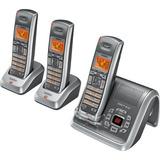 Telefono Inalambrico Uniden 3 Estaciones Contestadora Refurb