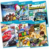 6 Juegos Completos De Wii U A Elección Con Envío Gratis!
