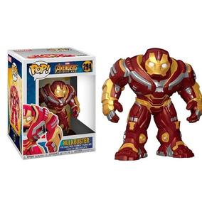 Funko Pop! Vingadores Guerra Infinita - Hulkbuster 294