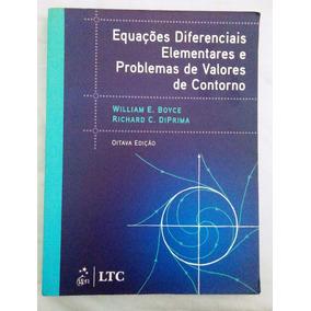 Equacoes Dif. Element. E Prob. De Valores De Contorno - 8 Ed