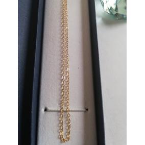 Cadena Oro 14k (ideal Para Bebe 35cm Largo)