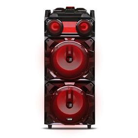 Mini System Novik Neo Impact 4 Bateria E Bluetooth