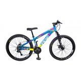 Bicicleta Vikingx Tuff Freeride Freio Disco Diversas Cores