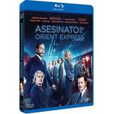 Blu-ray Asesinato En El Expreso De Oriente (2017)