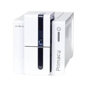 Evolis Pm1h0000bs Primacía Simple Tarjeta Experta Impresora