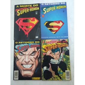 revista o retorno do superman
