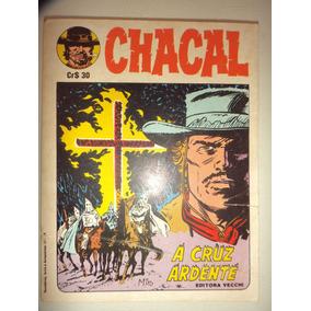 Chacal 4 Editora Vecchi 1980 Otimo
