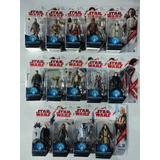 Star Wars Lote 14 Figuras The Last Jedi Force Link 2017