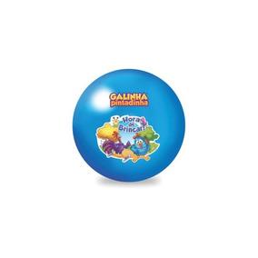 4eb673e420 Bola De Vinil Galinha Pintadinha - Brinquedos e Hobbies no Mercado ...