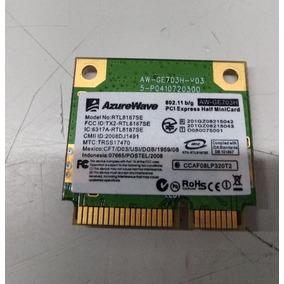 MSI Wind U100 WLAN (RTL8187SE) Drivers Windows XP