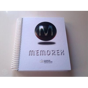 Livro Memorex - Curso Positivo Luiz Carlos Prazeres