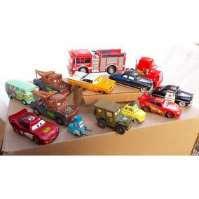 Carrito Caricatura Cars Coleccionable Nestle Disney Pixar En Mercado