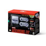 Snes Super Nintendo Classic Mini Nuevo Original + 21 Juegos