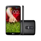 Lg G2 D805 - Android 4.2, 4g, Wi-fi, 13mp, 16gb - Novo