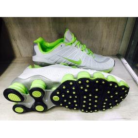 daa98d8785 6ce7f74b5af Nike Shox Tlx Original Masculino - Nike no Mercado Livre  Brasil  c2fa3d6d4d1 Tenis nike shox rosa ...