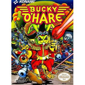 Pôster Video Game Retrô Nintendo Nes Konami Bucky O