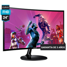 Monitor Led Curvo 24 Samsung Super Slim Full Hd 1080 Gamer