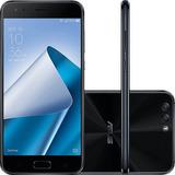 Zenfone 4 Ze554kl 64gb 6gb Ram Tela 5,5 Lacrado + Peli Vidro