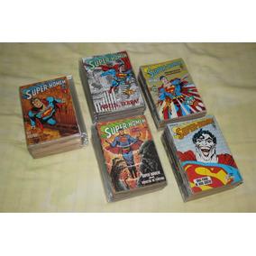 Super-homem Editora Abril 95 Edições - Frete Grátis