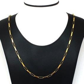 Cordão Masculino Ouro 18kl 750 Maciço 12 Gramas 70cm