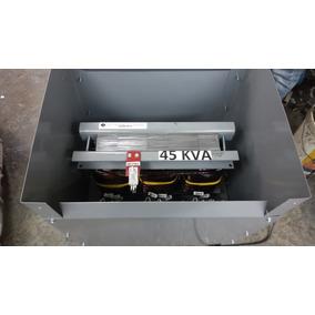 Transformador Trifasico Tipo Seco 45 Kva 220/440 Y 380 Vca