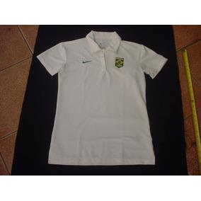 37c1ab400d Camisa Polo Nike Passeio Podio Fem Brasil Oficial Olimpiada