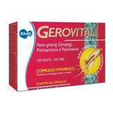 Gerovital C/60 Cáps Com Ginseng Polivitamínico Unid