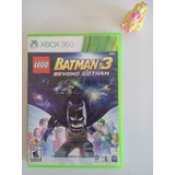 Lego Batman 3 Beyond Gotham Xbox 360 + Envío Gratis