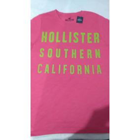 Playera Hollister Hombre