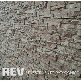 Revestimiento Simil Piedra Premium X M2