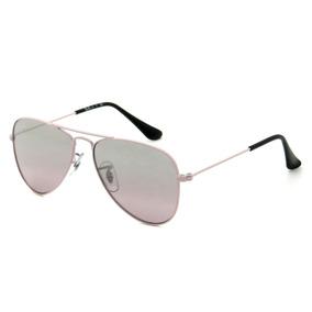 76adacbb0a617 Oculos Infantil Ray Ban Aviador Lente Transparente De Sol - Óculos ...