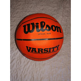 Bola Basquete Wilson Varsity - - Bolas de Basquete no Mercado Livre ... adcee09e2aa12