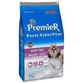 Ração Premier Raças Específicas Shih Tzu Ad. 7.5kg