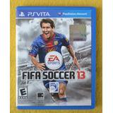 Fifa Soccer 13 Ps Vita Play Magic