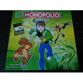 Monopoly Infantil Juego De Mesa Para Ninos De 5 A 8 Anos Juegos De