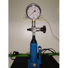 Teste De Bico Injetor Diesel .